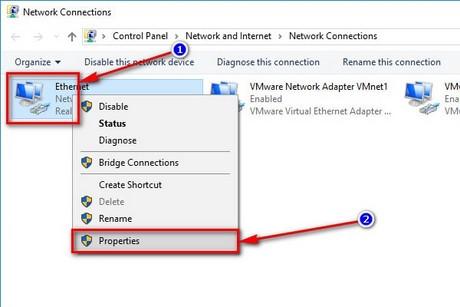 3 cách khắc phục lỗi Wifi doesn't have a valid ip configuration trên Win 10 2