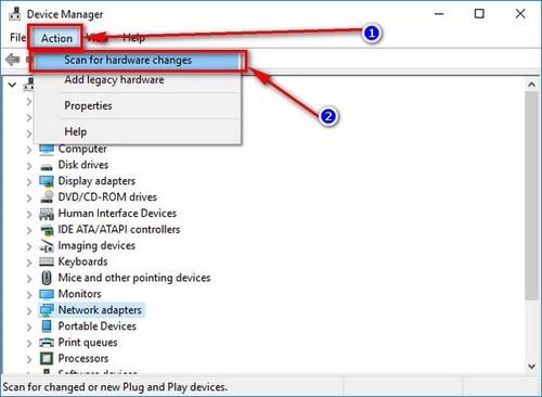 3 cách khắc phục lỗi Wifi doesn't have a valid ip configuration trên Win 10 8