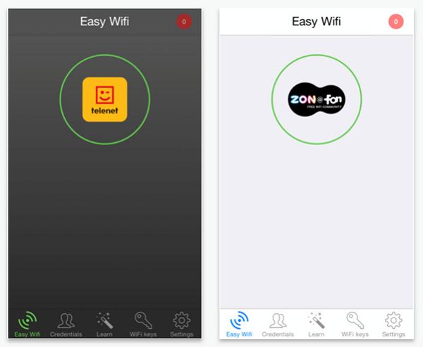 ứng dụng kích sóng wifi cho iphone