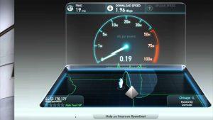 cách kiểm tra tốc độ mạng wifi trên laptop