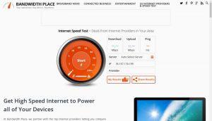 test tốc độ mạng online