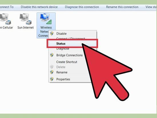 cách lấy lại mật khẩu wifi trên máy tính 1