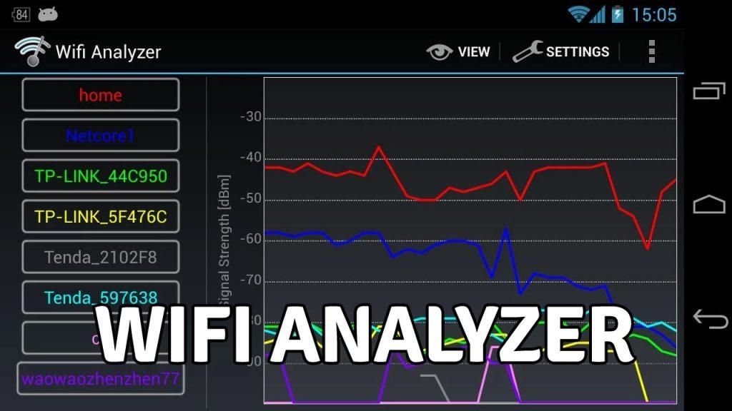 ứng dụng kích sóng wifi