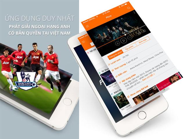 Ứng dụng xem bóng đá trên điện thoại tốt nhất hiện nay