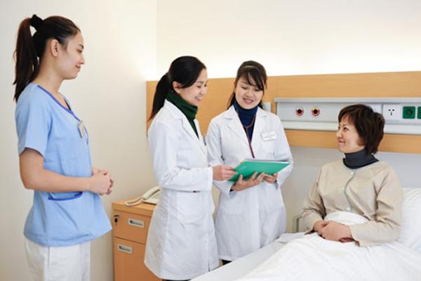 Công ty TG Group phát triển bền vững ngành học Điều dưỡng tại Việt Nam