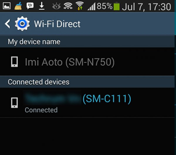 wifi direct là gì
