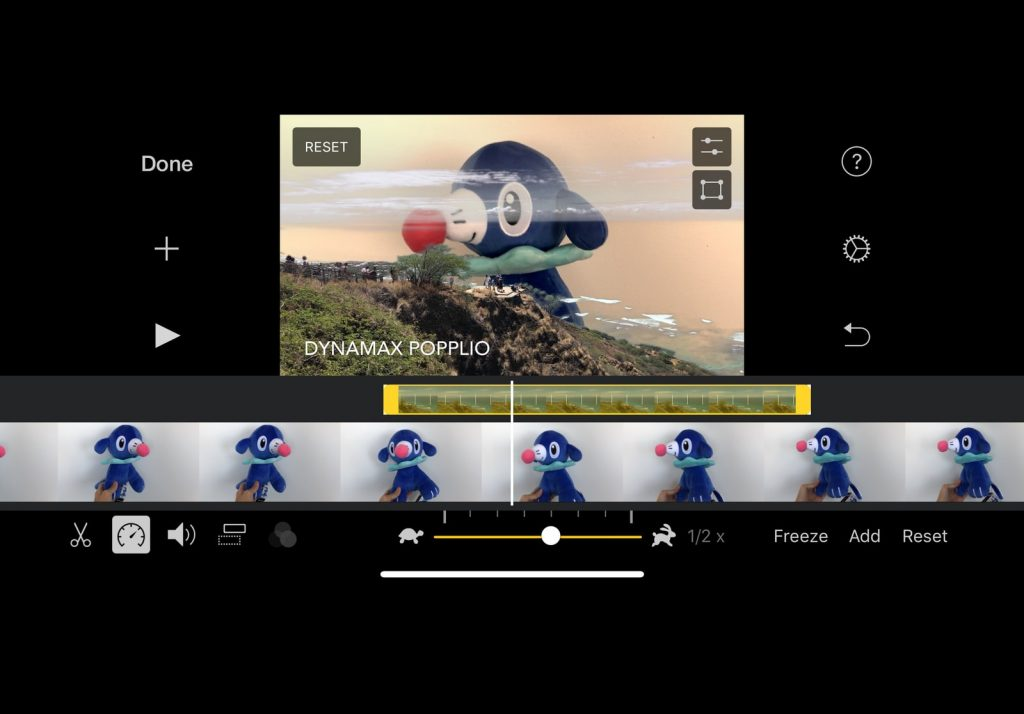 Ứng dụng edit video trên điện thoại